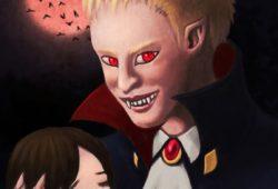 吸血鬼(ヴァンパイア)のイラスト